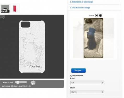 2013 CES創新奬- Sculpteo讓你自行設計3D iPhone殼