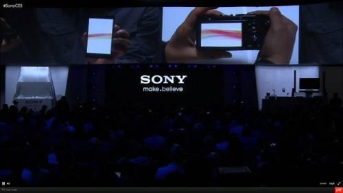 Sony 美到極致 Xperia Z ZL與帶入4K的生活 終於亮相