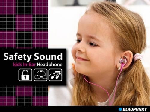 這款耳機標明兒童專用 有影謀