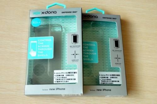 X-Doria 給你iPhone 5全新系列選擇