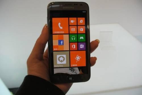 SAMSUNG ATIV全系列 帶你進入Windows 8世界
