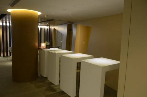 辦公室變身星級飯店 匯通商務中心超氣派