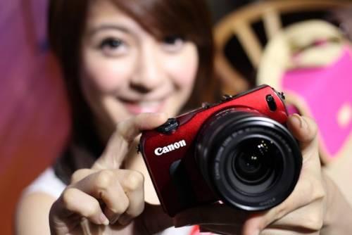 Canon EOS-M 購買前帶你快速體驗