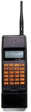 Ericsson第一支手機 你有看過嗎