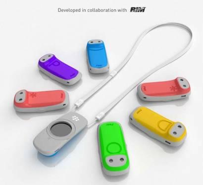 專為你家寶貝設計的糖果手機