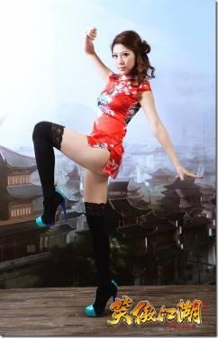 笑傲江湖重現 精彩光影動畫與劇情Online呈現