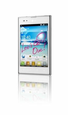 LG Optimus Vu 4:3 絕妙比例登場