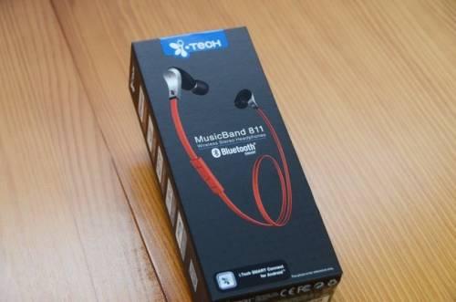 音質優異的運動專用藍牙耳機 iTech MusicBand 811