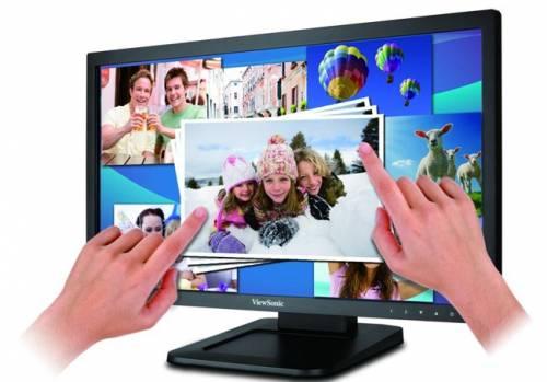ViewSonic Win 8相容觸控顯示器TD2220