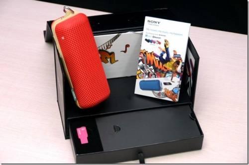 Sony SRS-BTS50 方便攜帶的隨身音樂饗宴
