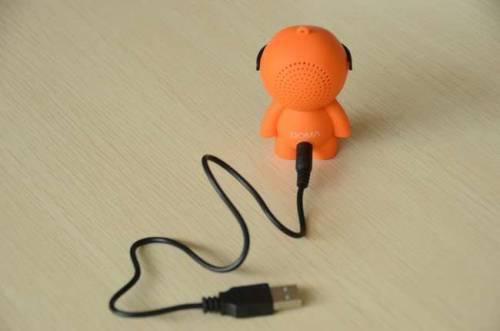 DOMA設計小小人喇叭 可愛酷樣大嗓門