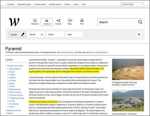 立陶宛設計師幫Wiki重新改頭換面 你喜歡嗎