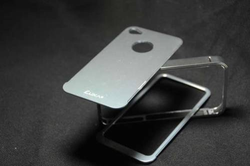 金屬風iPhone 打造高質感行動裝置