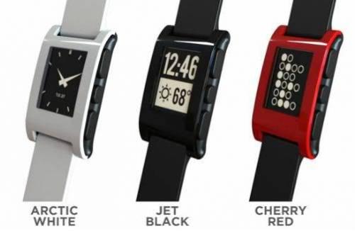 智慧型手錶就要搭上電子紙才夠力