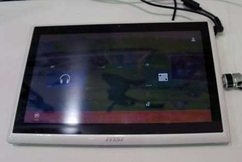 微星亮眼之作 Ivy Bridge的滑蓋式Ultrabook