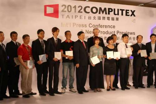 2012 台北國際電腦展 Computex Taipei 展前國際記者會