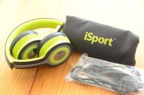 MONSTER iSport Freedom防水藍牙運動耳機 開箱評測