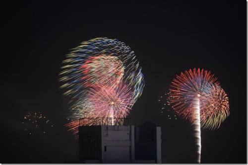 2013新竹國慶煙火隨手拍