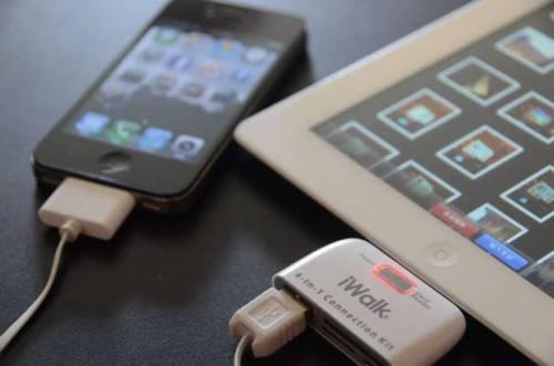 iPad沒有讀卡機 沒有USB 用用看這個吧