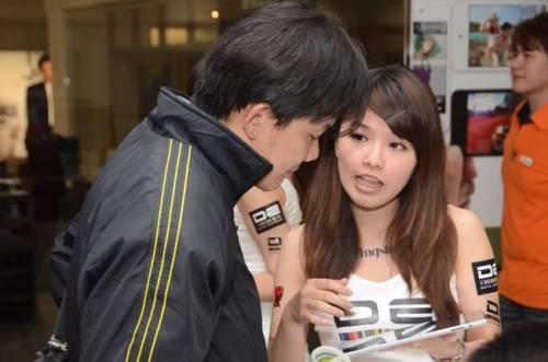 台中廣三SOGO德誼數位 Mac體驗活動採訪花絮