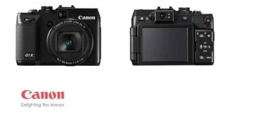 Canon類單眼旗艦機G1 X報到 PowerShot 全系列到位