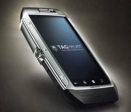 來自瑞士的豪華智慧手機 Tag Heuer