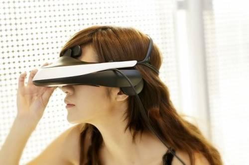Sony 3D頭戴式劇院預購開始