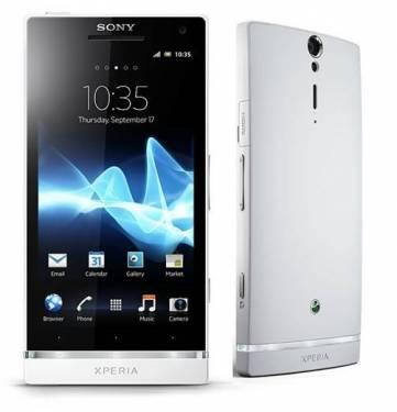 Sony手機回來了 CES發表雙核旗艦機 Xperia S