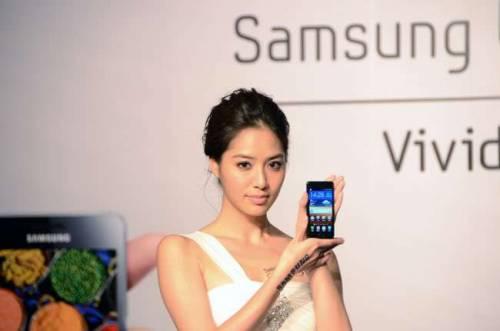 現場直擊Samsung Galaxy S2
