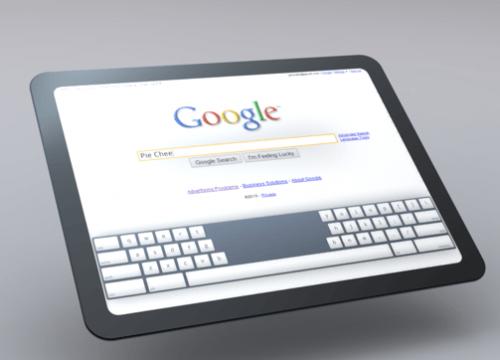 Google 平板 6 個月內就會登場