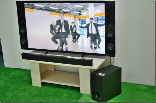 更經濟輕便多功的家庭劇院組 Sony HT-NT3 免佈線更方便