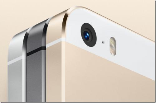 iPhone 5S 加大感光元件 準備重登手機拍照之王