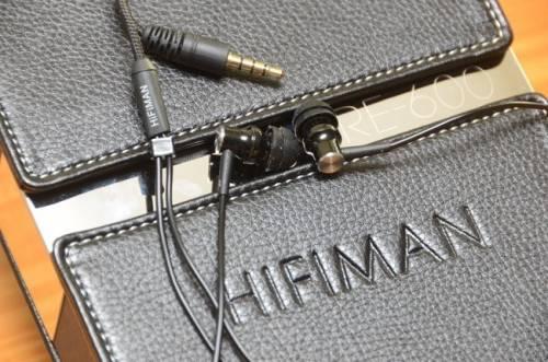 驅動 RE-600的黑磚 HIFIMAN HM-901