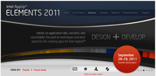 Ultrabook 是戰場 Intel 宣佈投資 1 億美金的 AppUp 計劃