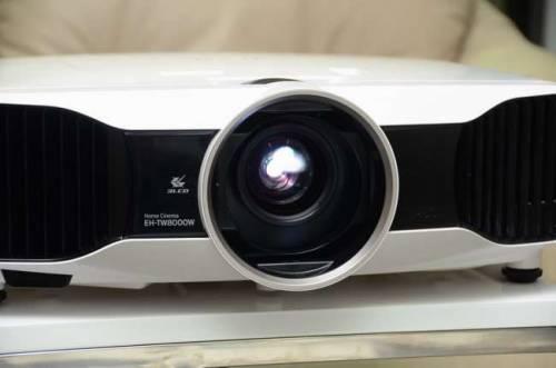 EPSON 兩系列3D投影機登場 480HZ新革命