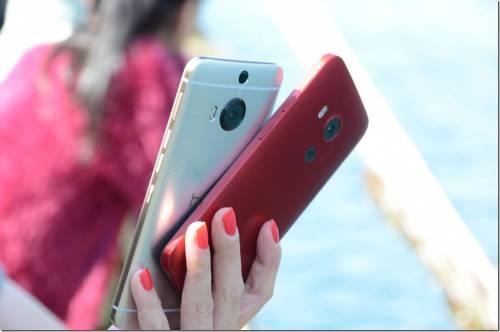 HTC M9+ 極光版拍照實測 拍照品質成像大幅度提升