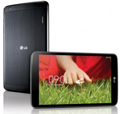 LG G Pad 8.3 IFA正式亮相
