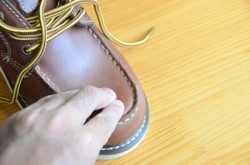 經典固特異工作鞋 SunRi好看又耐穿