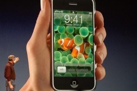 Steve Jobs回顧系列 iPhone進化史