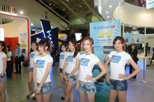 平板核心大戰 Toshiba選擇的是 2011 Computex Taipei