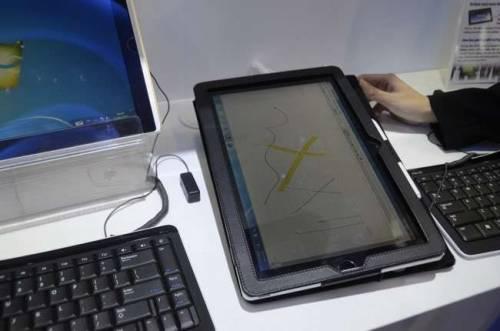 平板的殺戮戰場 ASUS MSI篇 - 2011 Computex Taipei 南港展覽館