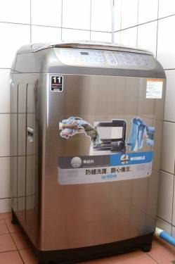 省水省電 或許你可以考慮直驅變頻的洗衣機