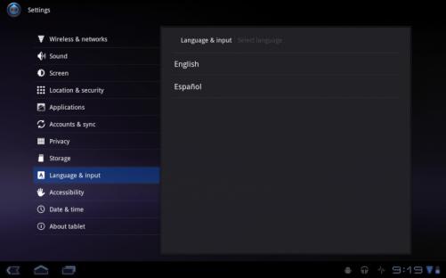 Android 3.0 與 Moto Xoom 使用心得