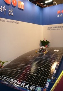 也有正妹的2010 台灣 光電展 Display Taiwan