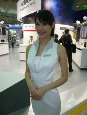 3D Show Girls Computex 3D 產品小整理~