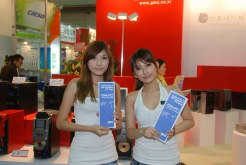Computex show girls 下