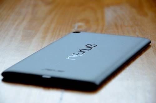 新一代Nexus 7 開箱動手玩