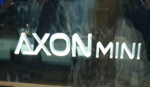 看完其他大廠新品之餘 也別忘了 ZTE 中興推出的四款 AXON 系列產品