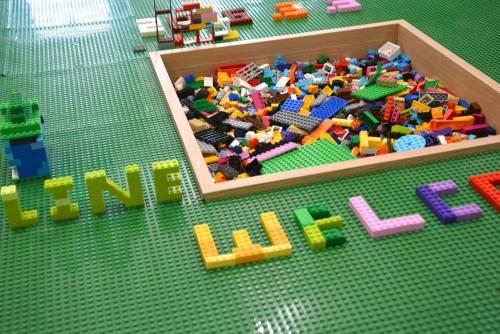 LINE搬家了 注入創新元素還有按摩室 樂高桌
