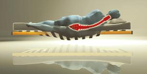 跟彈簧床不一樣的德國高科技飛翼床 Lattoflex給你健康好睡眠